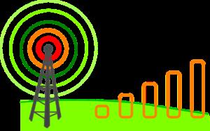 רשת עם קליטה מלאה