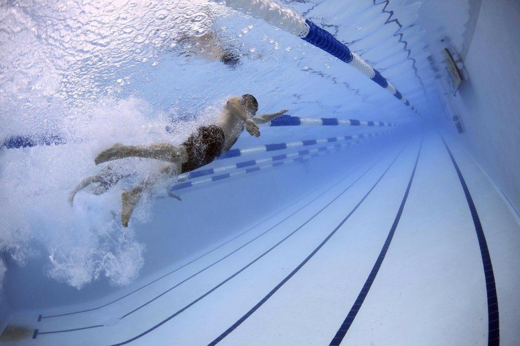 מסלול שחייה