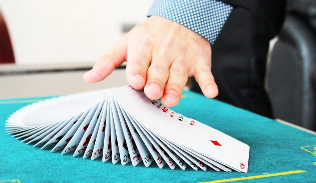 ערימת קלפים